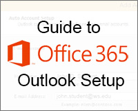 Guide to Office 365 Outlook Setup